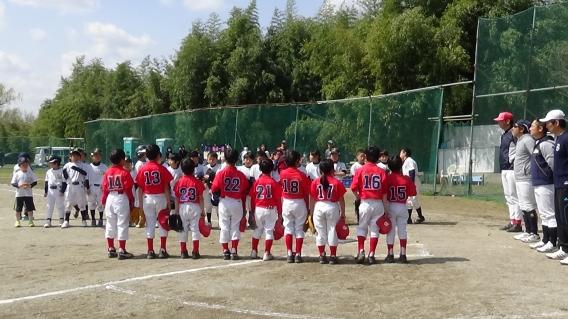前期T-BALLリーグ第1節vs志木JBC